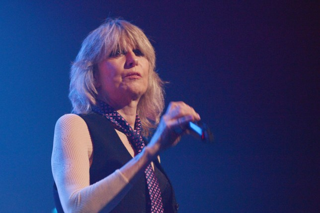 Chrissie Hynde Performs At Royal Festival Hall - EFG London Jazz Festival