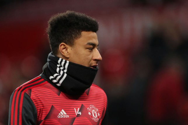 Jesse Lingard failed to make Manchester United's squad for the Brighton clash