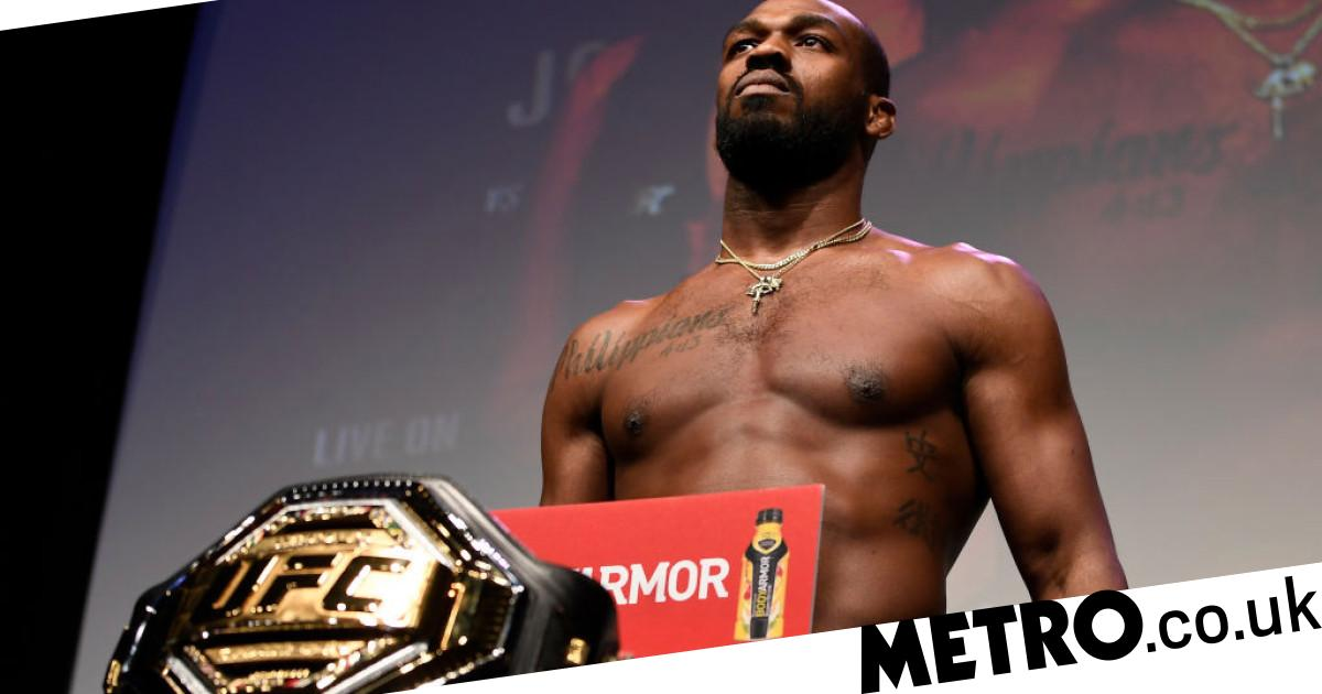 Jon Jones vacates UFC light heavyweight title as feud with Dana White escalates - metro