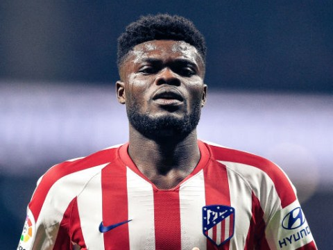 Arsenal offered Atletico Madrid two players during unsuccessful Thomas Partey talks