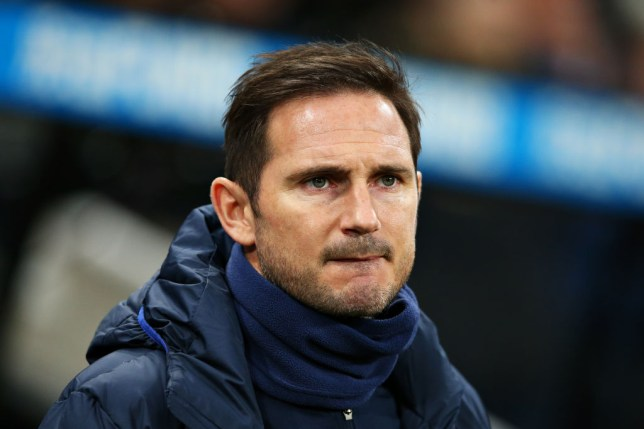 Frank Lampard had approved Chelsea's push to sign Ryan Fraser