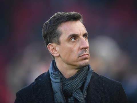 Gary Neville reveals how many signings Manchester United need to challenge for Premier League title