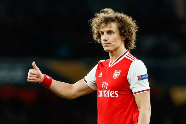 Arsenal FC defender David Luiz is prone to mistakes