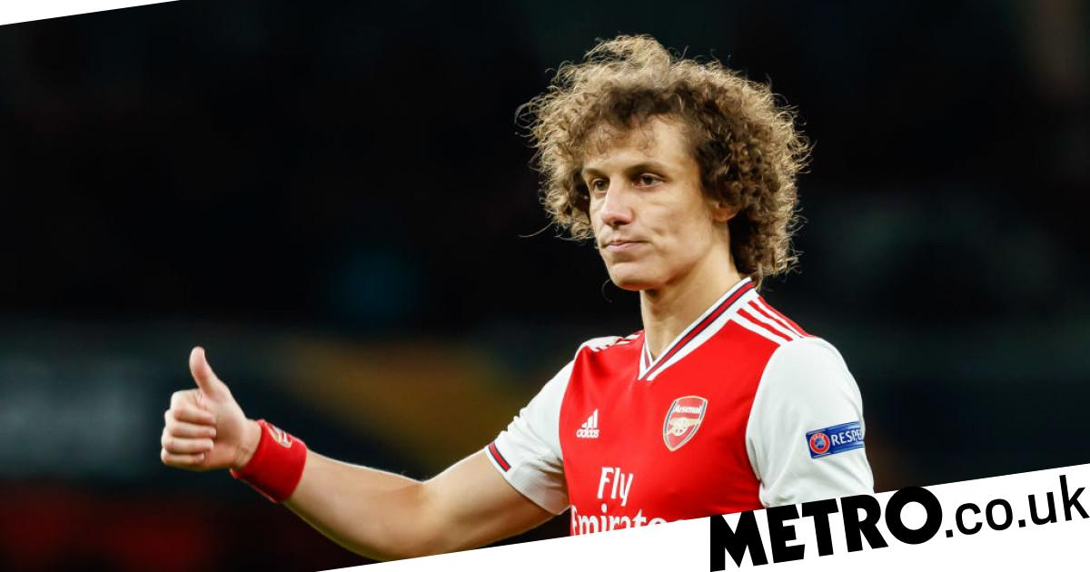 David Luiz has a 'very high' chance of staying at Arsenal next season, reveals agent - metro