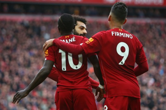 With Sadio Mane, Roberto Firmino and Mohamed Salah already at the club, Timo Werner might not have been an automatic starter if he had joined Liverpool