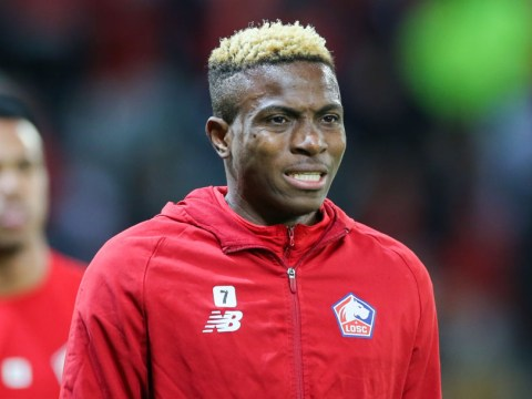Nigeria manager urges Victor Osimhen to make step up and join 'very big' Premier League club