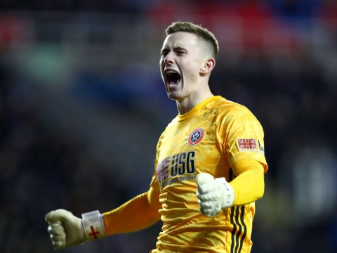 Dean Henderson talks over Manchester United future hit 'crucial stage'