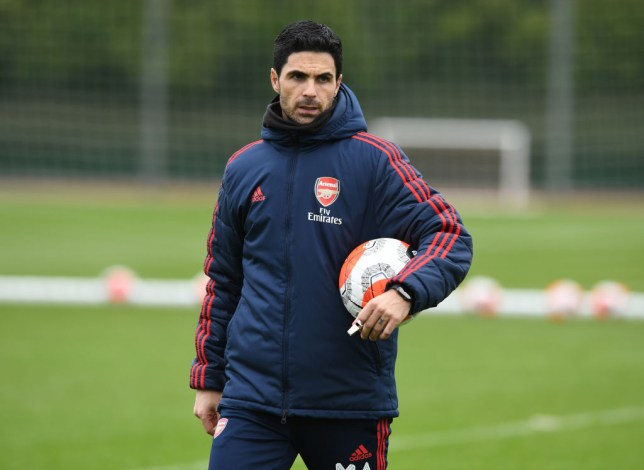 Mikel Arteta is already battling a defensive crisis at Arsenal