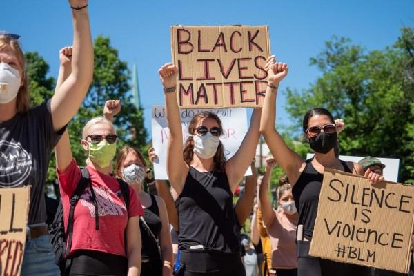 George Floyd Protests in Cincinnati