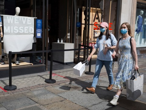 Coronavirus news live: Scientists say they are 'totally comfortable' dropping the two-metre rule as UK death toll hits 42,589