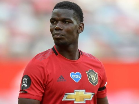 Ole Gunnar Solskjaer drops hint over Paul Pogba's future at Manchester United