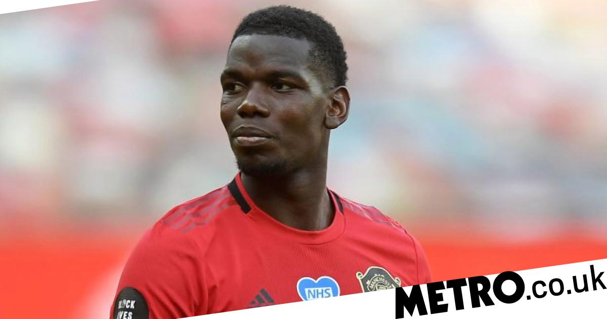 Ole Gunnar Solskjaer breaks silence on Paul Pogba's future at Manchester United - Metro.co.uk
