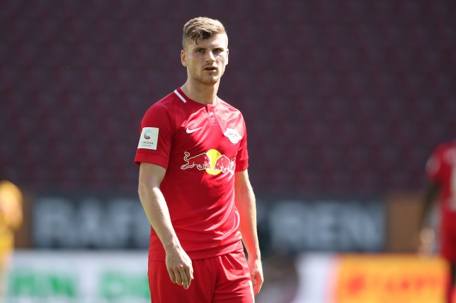 Timo Werner sends promise to Leipzig after ditching Champions ...