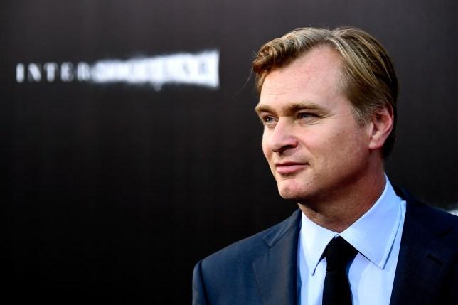 Tenet writer and director Christopher Nolan