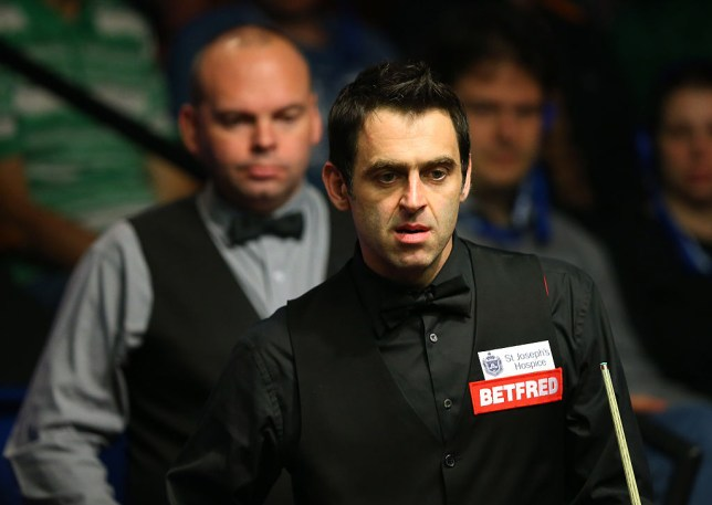 2015 Betfred World Snooker Championship - Day 12
