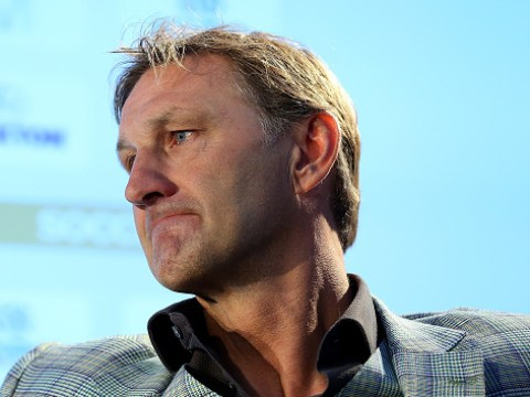 Tony Adams admits he and Lauren 'didn't like' each other at Arsenal