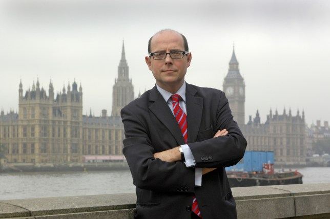 Nick Robinson (October 2005)
