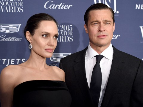 Angelina Jolie: 'I separated from Brad Pitt for the wellbeing of my family'