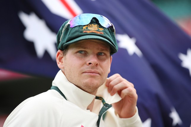 Australian's Steve Smith is the top-ranked batsman in the world in Test cricket