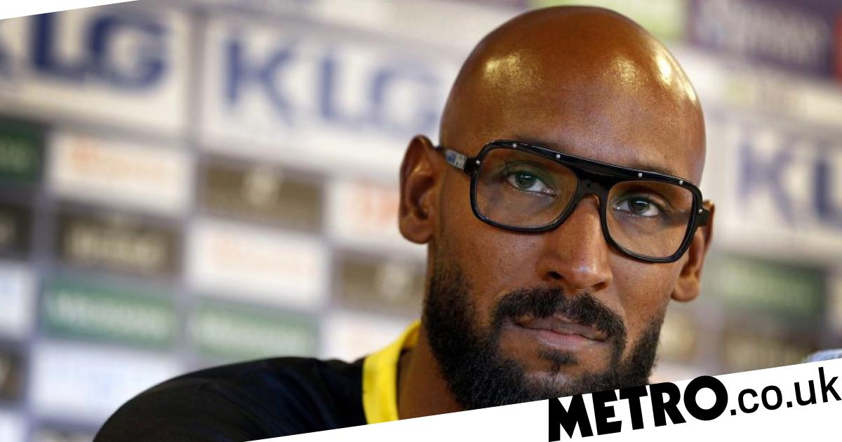 Nicolas Anelka reveals hostility and fights after leaving Arsenal for Real Madrid - metro