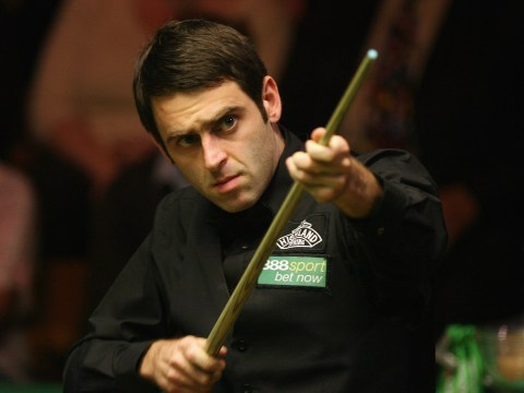 Ronnie O'Sullivan picks the season that saw him play the best snooker of his career