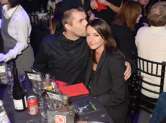 Liam Gallagher Debbie Gwyther