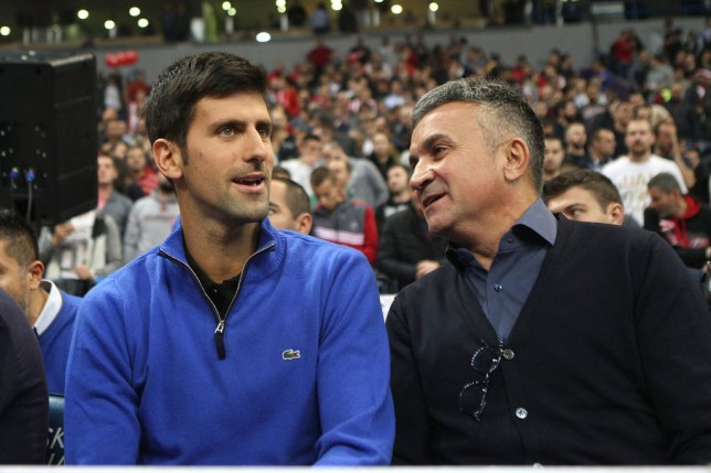 Coronavirus Kyrgios Blasts Novak Djokovic Dad For Blaming Dimitrov For Outbreak Metro News