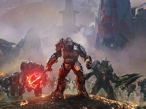 Halo Infinite's bad guys are The Banished from Halo Wars 2