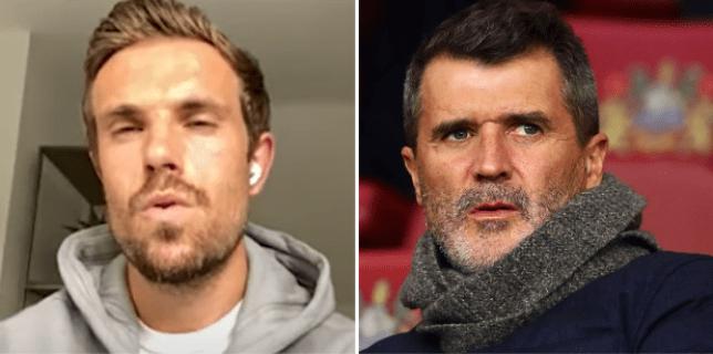 Jordan Henderson made a breakthrough at Sunderland under the management of Roy Keane
