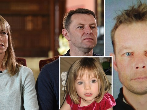 Madeleine McCann's parents told she is dead in letter from German prosecutors