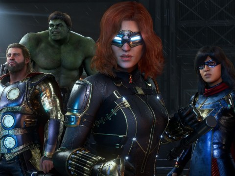 Marvel's Avengers gameplay footage reveals co-op, customisation, and MODOK