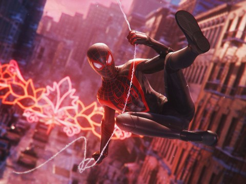 Spider-Man: Miles Morales on PS5 is a choice between 4K and 60fps or ray-tracing