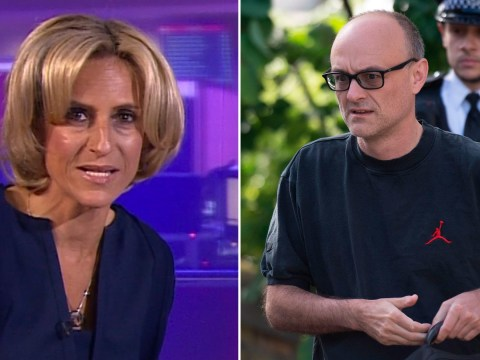 Emily Maitlis' Dominic Cummings speech condemned by BBC boss as Newsnight sparks almost 24,000 complaints
