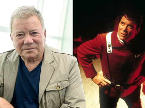 William Shatner keen to revive Captain Kirk role – but only if the circumstances are right