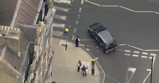 Two people were  hit by a car in Sloane Square