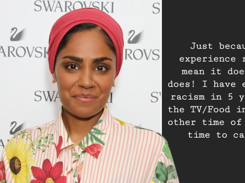 Bake Off star Nadiya Hussain says she's experienced more racism in last 5 years working on TV than ever before