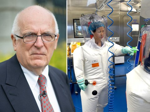 Ex-MI6 boss claims coronavirus started in a lab