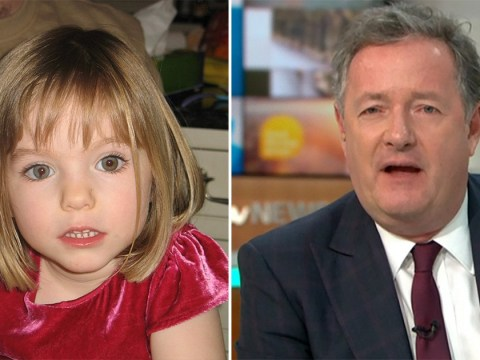 Piers Morgan: 'Madeleine McCann wouldnot get this muchattention if she was black'
