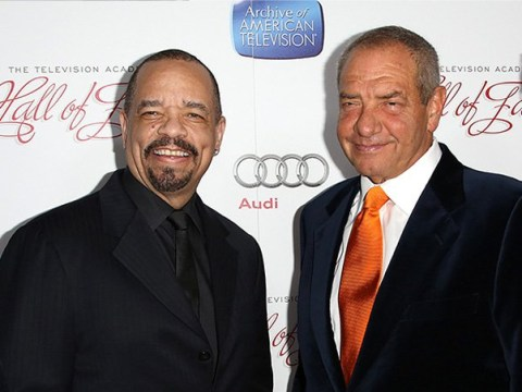 Ice-T praises Law And Order's Dick Wolf for firing spin-off writer who threatened to 'light up' looters
