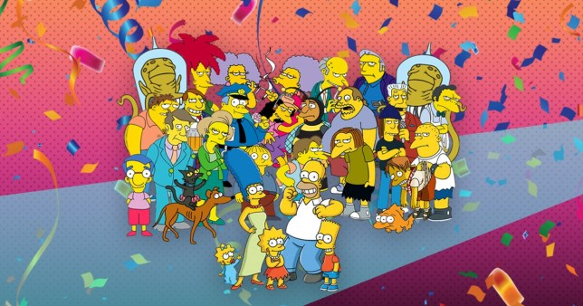 Simpsons is celebrating its 700th episode