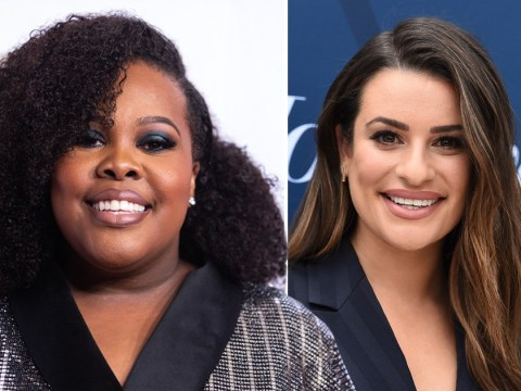 Glee's Amber Riley speaks out further on Lea Michele: 'I'm not going to say that she's racist'