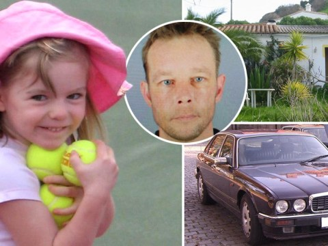 Police receive hundreds of tip-offs after Madeleine McCann suspect is identified