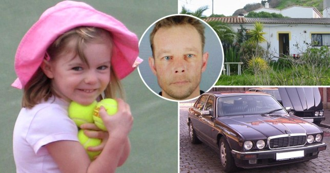 Police receive hundreds of tip-offs after Madeleine McCann suspect is named