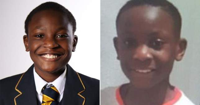 Patient Nguentha was last seen at around 5.30pm on Wednesday, June, 3, at his home in Lewisham, south London