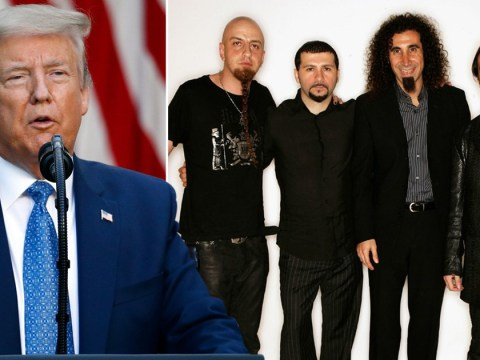 System Of A Down at war over Trump as drummer John Dolmayan calls POTUS 'the greatest friend to minorities'