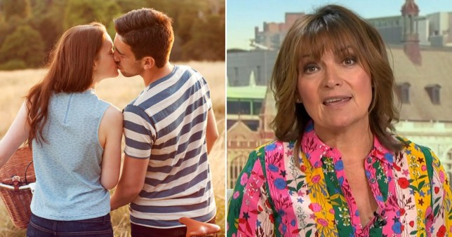Lorraine Kelly on how to flout sex ban