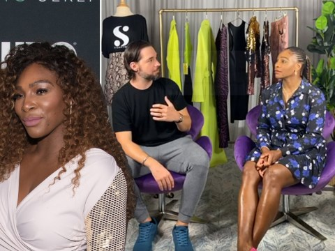 Serena Williams reveals husband Alexis Ohanian's move to step down from Reddit was entirely his decision