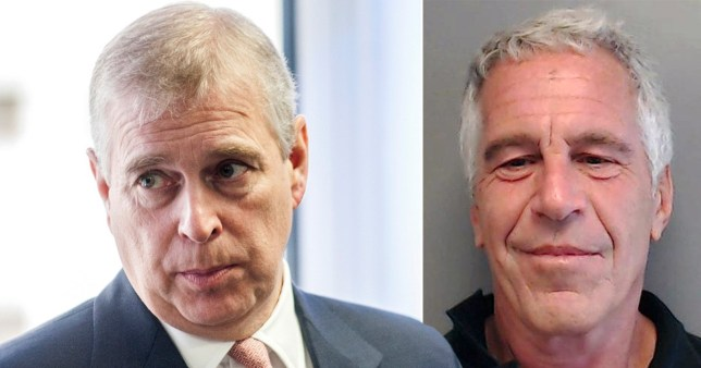 Prince Andrew 'falsely portraying himself as willing to co-operate' in Epstein probe