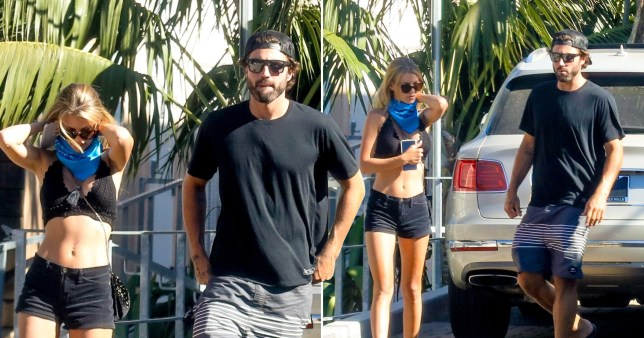 Brody Jenner and Briana Jungwirth