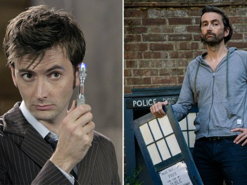 Staged viewers spot ultimate Doctor Who memento in David Tennant's garden – did you see it?
